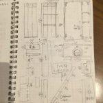 カウンター構造図